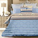 """Комплект постельного белья """"Pallada"""" 1,5 спальное, (70*70), перкаль, Carte Blanche"""