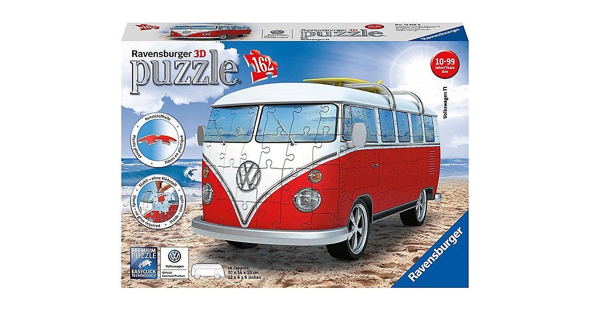 3D Puzzle VW Bus T1 Surfer Edition