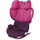 Автокресло детское Solution Q3-fix, 15-36 кг., Cybex, Mystic Pink