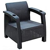 """Кресло """"Ротанг"""", Alternativa, коричневый"""