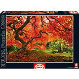 """Пазл """"Осень в японском саду"""", 1500 деталей, Educa"""