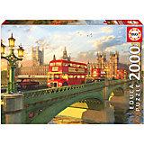 """Пазл """"Вестминстерский мост, Лондон"""", 2000 деталей, Educa"""