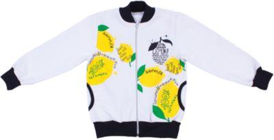 Куртка для девочки Апрель - белый