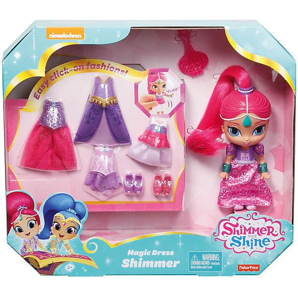 Кукла Шиммер в сверкающем наряде, Shimmer&Shine