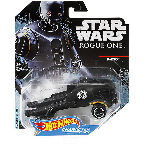 Машинка R1 Seal Droid SW, Hot Wheels