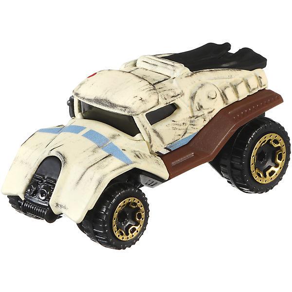 Машинка Shark Trooper Yellow SW, Hot Wheels