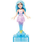Барби: мини фигурка Candy Mermaid, MEGA BLOKS