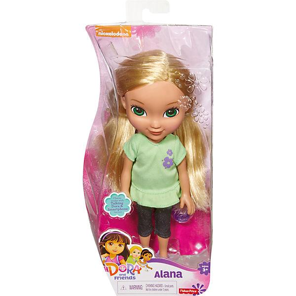 Кукла Алана, Fisher Price, Даша и друзья