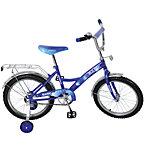 """Двухколесный велосипед """"Basic"""", синий, Navigator"""
