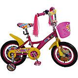 """Двухколесный велосипед """"KITE"""", Barbie, Navigator"""