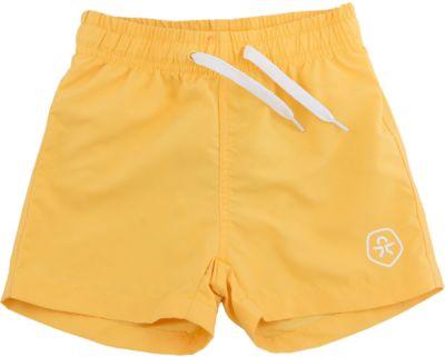 Шорты-плавки для мальчика Color Kids - желтый
