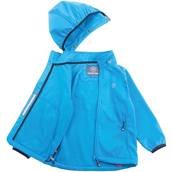 Куртка для мальчика Color Kids