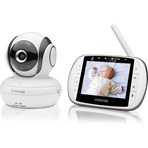 Видеоняня Motorola MBP36S, белый