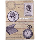 """Обложка для паспорта """"Джентльмен"""", Феникс-Презент"""