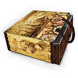 "Коробка подарочная ""Хронографы"", 16х16х8см., Феникс-Презент"