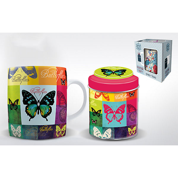 """Набор подарочный  """"Радужные бабочки"""", Феникс-Презент"""