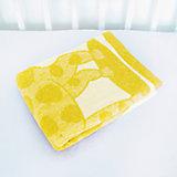Одеяло байковое Жираф, 100х140, Baby Nice, желтый