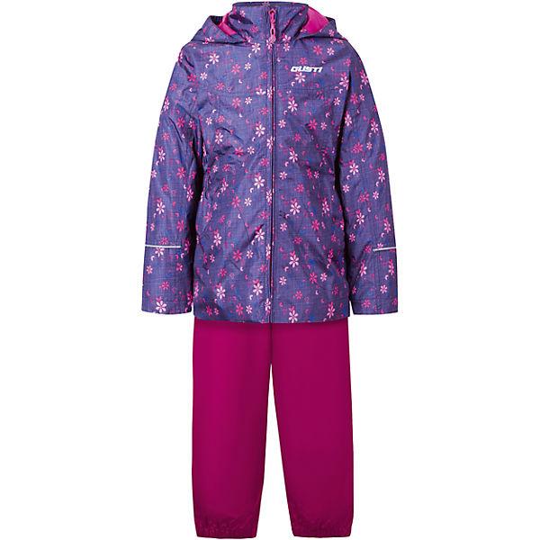 Комплект для девочки куртка брюки доставка