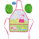 "Фартук с нарукавниками ""Утка"", Peppa Pig"