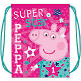 "Мешок для обуви ""Superstar"", Peppa Pig"