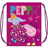 "Мешок для обуви ""Листопад"", Peppa Pig"