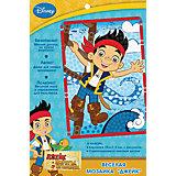 """Веселая мозаика """"Джейк"""", Disney Джейк и пираты Нетландии"""