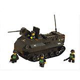 """Конструктор """"Сухопутные войска: Десантный бронетранспортёр"""", 223 детали, Sluban"""