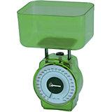 Весы кухонные механические  HS-3004М, HOMESTAR, зеленый