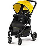 Прогулочная коляска Recaro Citylife, желтый