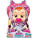 Плачущий младенец IMC Toys «Crybabies» Лея