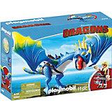 RU Драконы: Астрид и Громгильда Playmobil