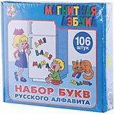 Набор букв русского алфавита на магните, Десятое королевство