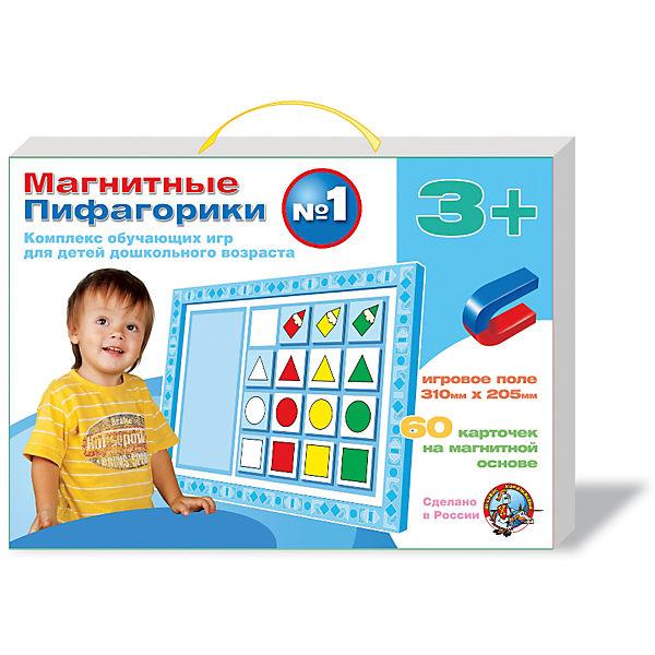 """Набор """"Магнитные Пифагорики 3+"""", Десятое королевство"""