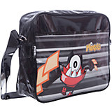 Сумка Lucky bag, Mixels, цвет красный с серым