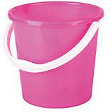 Ведро 3л, Alternativa, розовый