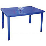 Стол прямоугольный 1200х850х750, Alternativa, синий