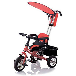 Велосипед трехколесный Lexus Trike Next Generation, красный, Jetem