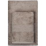 Полотенце махровое Maison Bambu, 50*90, TAC, коричневый (toprak)