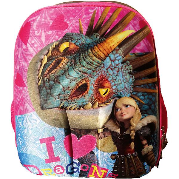 Рюкзак каркасный Драконы