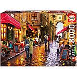 """Пазл """"Уличное кафе"""", 8000 деталей, Educa"""