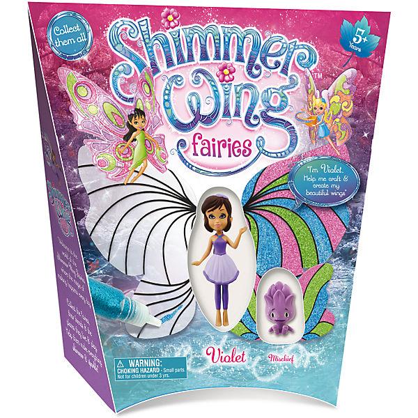 """Игровой набор """"Фея Фиалка"""", Shimmer Wing"""