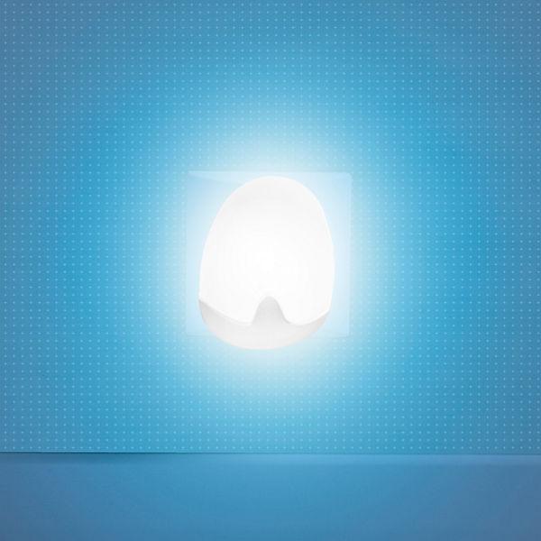 Сенсорный ночник, Pabobo, белый
