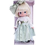 """Кукла """"Симпатичная блондинка в кружевах"""", 30 см, Precious Moments"""