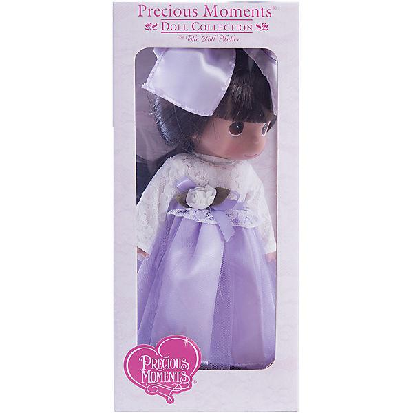 "Кукла ""Симпатичная брюнетка в кружевах"", 30 см, Precious Moments"