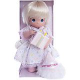 """Кукла """"С Днем Рождения"""", блондинка, 30 см, Precious Moments"""