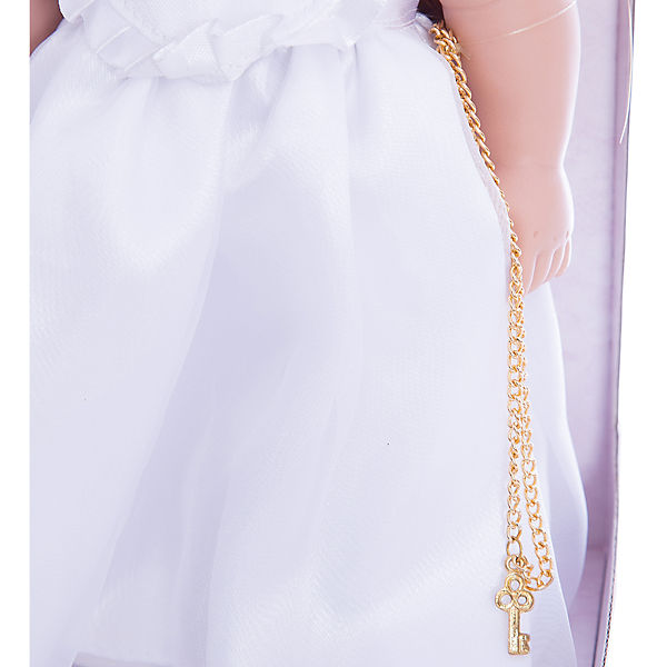 "Кукла ""Ключ к моему сердцу"", рыжая 30 см, Precious Moments"