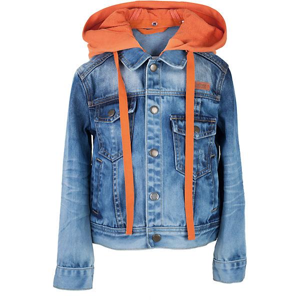 Куртка джинсовая для мальчика Gulliver