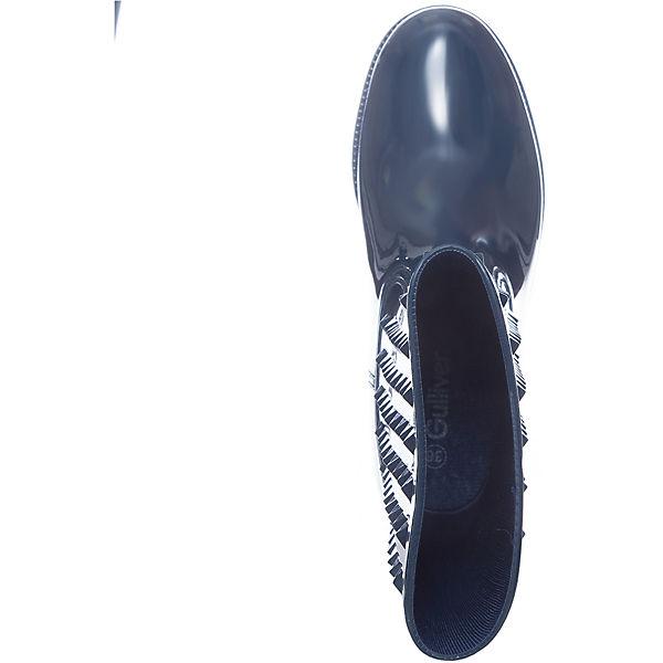 Резиновые сапоги для девочки Gulliver