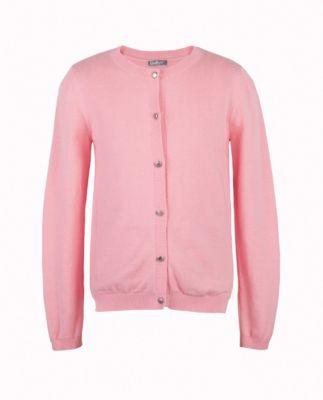Кардиган для девочки Gulliver - розовый