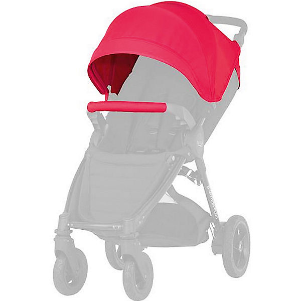Капор для коляски B-Agile/ B-Motion 4 Plus, Britax, Rose Pink